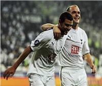 فيديو| في مثل هذا اليوم.. حسام غالي يسجل هدفه الوحيد في الدوري الأوروبي
