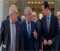 موسكو: وفد روسي يبحث مع الأسد إطلاق عمل اللجنة الدستورية السورية