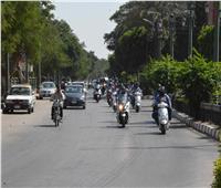«رالي تحدي العبور».. يصل محافظة المنيا لتنشيط حركة السياحة