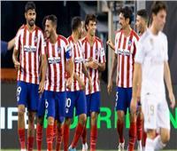 بث مباشر  أتليتكو مدريد وفالنسيا في الدوري الإسباني