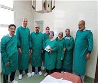 وكيل صحة أسيوط يفتتح وحدة مناظير الجهاز الهضمي بالمستشفى العام