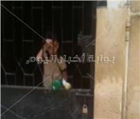 صورة| أغلقوا عليه باب المدرسة وانصرفوا.. «نجدة الغربية» تنقذ طالب بالصف الثاني الابتدائي