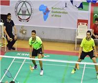 3 فرق مصرية تصعد لنصف نهائي بطولة مصر الدولية للريشة الطائرة