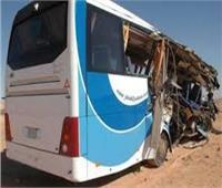 إصابة ٤ سياح بولنديين في حادث تصادم بمرسى علم