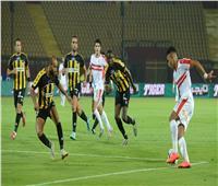 محمد سالم: مباراة الزمالك والمقاولون كانت صعبة.. فيديو