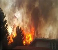 حريق محدود بمبنى ملحق بفندق سياحي شهير بمكادي الغردقة