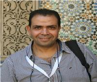 أحمد رشوان مدربالورشة التمثيل بمهرجان نواكشطللفيلم القصير