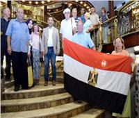 649 سائحاً أجنبياً زاروا المعالم الأثرية بسوهاج خلال أسبوعين