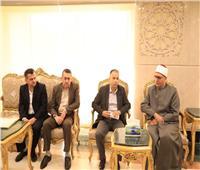 أمين «البحوث الإسلامية» يلتقي وفدًا من كردستان لبحث زيادة مبعوثي الأزهر