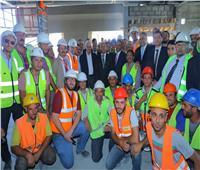 «النقل» تكشف موعد تشغيل محطتي مترو النزهة وهشام بركات
