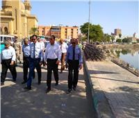 محافظ الشرقية: إعادة تطوير ورفع كفاءة شوارع الزقازيق