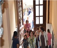 الفوج السياحي القبرصي يزور متحف الشاعر اليوناني كفافيس بالإسكندرية