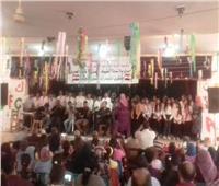 صور| تعليمية نجع حمادي تحتفل بالذكرى الـ 46 لانتصارات أكتوبر المجيدة