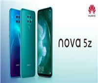تعرف على مواصفات هاتف هواوي nova 5z الجديد