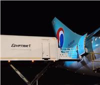 مصر للطيران للخدمات الجوية تقدم خدماتها لنظيرتها الكورية
