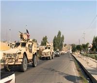 قوات أمريكية تدخل العراق عبر معبر «سحيلة» فى إطار الانسحاب من سوريا