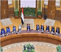 الرئيس السيسي: نبذل مساعٍ حثيثة للخروج من تعثر المفاوضات حول «سد النهضة»