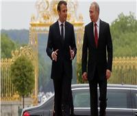 الكرملين: بوتين وماكرون يبحثان هاتفيًا الوضع في سوريا وأوكرانيا