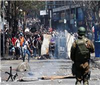 احتجاجات «عنيفة» متواصلة في تشيلي.. ومواجهات خط النار في فالباريسو