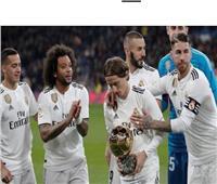 ريال مدريد يسعى لضمان مستقبله بدوري الأبطال أمام جلطة سراي