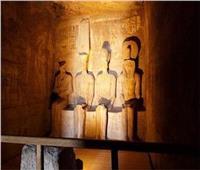 بين ذكرى الميلاد والعرش.. سر تعامد الشمس على «قدس الأقداس» بأبوسمبل