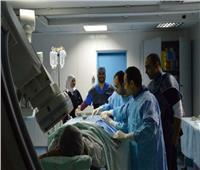 قوافل علاجية من جمعية الأورمان لأهالي محافظة الغربية خلال أكتوبر