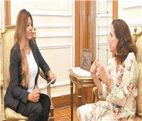 حوار| سيدة كولومبيا الأولى سابقًا: إصلاحات السيسي الاقتصادية دعمت الاستثمار في مصر