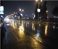 سقوط أمطار خفيفة على القاهرة .. والأرصاد تحذر