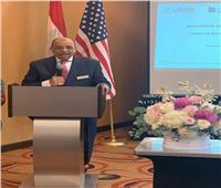 وزير التنمية المحلية يواصل زيارته للولايات المتحدة الأمريكية