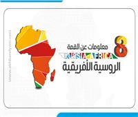 إنفوجراف| 8 معلومات عن القمة «الروسية الأفريقية»