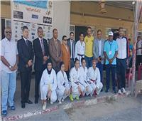 انطلاق الدورة الرياضية الثانية للنقابة العامة للبترول بمنطقة الإسكندرية