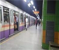 النقل: انتظام حركة القطارات والمترو رغم سقوط الأمطار