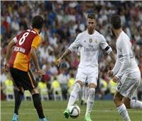 بث مباشر  مباراة ريال مدريد وجالطة سراي في دوري أبطال أوروبا