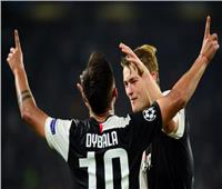 """شاهد  """"ديبالا"""" يقود يوفنتوس لفوز صعب بدوري أبطال أوروبا"""