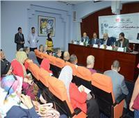 المشاركون في المؤتمر العربي للقصة الشاعرة يؤيدون دور مصر للحفاظ على امن الوطن ضد الارهاب الدولى