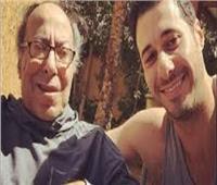 أحمد السعدني يُهنئ والده بعيد ميلاده الـ 75