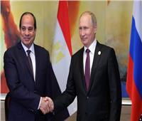 فيديو| الرئيس: نتمنى تعاونا أكبر بين روسيا وإفريقيا