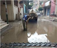 تخفيض ضغط المياه عن مدينة الأقصر