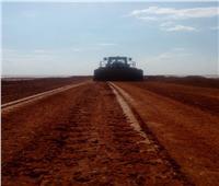 إعادة فتح طريق «سيوة - مطروح» بعد إزالة آثار الأمطار