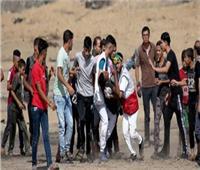 إصابة 11 فلسطينيا بالأعيرة المعدنية والاختناق خلال مواجهات مع الاحتلال
