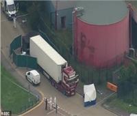 تلفزيون: الضحايا الـ39 داخل الشاحنة البريطانية «صينيون»