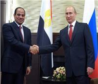 زعماء روسيا وأفريقيا يؤكدون أهمية تعزيز التعاون الاستراتيجى في المجالات كافة