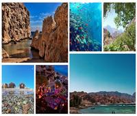 «تنشيط السياحة» تنشر صور لمعالم «أرض السلام» شرم الشيخ