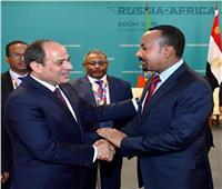 فيديو  رئيس وزراء إثيوبيا: لن نضر المصريين.. والإعلام هو من يخلق المشاكل