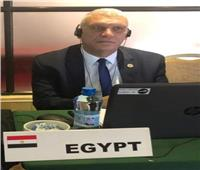رئيس مصلحة الجمارك يصل القاهرة عقب حضور الاجتماع الخامس لرؤساء الكوميسا