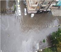 صور| أمطار لا تتوقف..الإسكندرية تعاني من أسوء موجة طقس