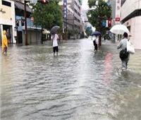 اليابان: إجلاء ألف شخص شرق البلاد بسبب الأمطار الغزيرة
