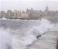 عاجل|الطقس السيئ يغلق بوغازي مينائي الإسكندرية والدخيلة
