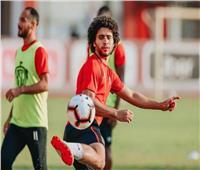 محمد محمود يجري جراحة الرباط الصليبي.. الثلاثاء
