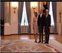 سفير مصر الجديد بألمانيا يقدم أوراق اعتماده إلى الرئيس الألماني